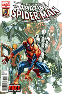 Cover Thumbnail for The Amazing Spider-Man (Marvel, 1999 series) #692