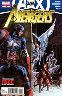 Cover Thumbnail for Avengers (Marvel, 2010 series) #29