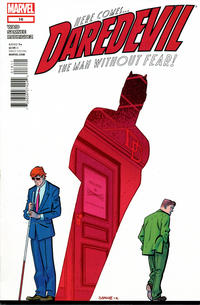 Cover Thumbnail for Daredevil (Marvel, 2011 series) #16