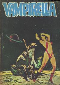 Cover Thumbnail for Vampirella (Mehmet K. Benli, 1976 series) #[30]