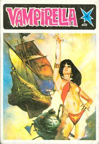 Cover Thumbnail for Vampirella (Mehmet K. Benli, 1977 ? series) #4