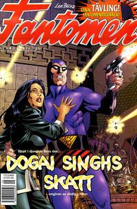 Cover Thumbnail for Fantomen (Egmont, 1997 series) #8/2004
