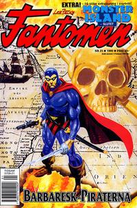 Cover Thumbnail for Fantomen (Egmont, 1997 series) #21/1999