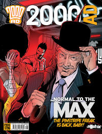 Cover Thumbnail for 2000 AD (Rebellion, 2001 series) #1796