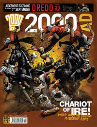 Cover Thumbnail for 2000 AD (Rebellion, 2001 series) #1797