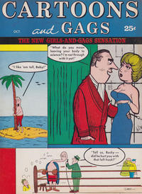 Cover Thumbnail for Cartoons and Gags (Marvel, 1959 series) #v7#5