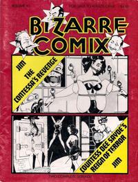 Cover Thumbnail for Bizarre Comix (Bélier Press, 1975 series) #10 - The Contessa's Revenge; Countess Dee Sayde's Reign of Terror