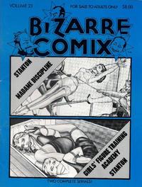 Cover Thumbnail for Bizarre Comix (Bélier Press, 1975 series) #23 - Madame Discipline; Girls' Figure Training Academy