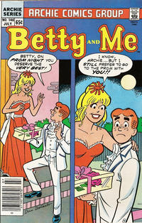 Cover Thumbnail for Betty and Me (Archie, 1965 series) #146