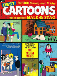 Cover Thumbnail for Best Cartoons from the Editors of Male & Stag (Marvel, 1970 series) #v6#3
