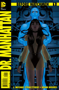 Cover Thumbnail for Before Watchmen: Dr. Manhattan (DC, 2012 series) #1