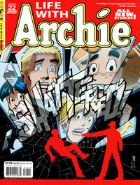 Cover for Life with Archie (Archie, 2010 series) #22 [Variant Edition]