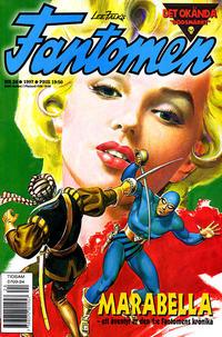 Cover Thumbnail for Fantomen (Egmont, 1997 series) #24/1997