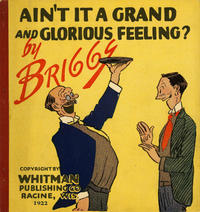 Cover Thumbnail for Ain't It a Grand and Glorious Feeling? (Western, 1922 series)