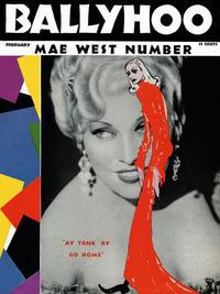 Cover Thumbnail for Ballyhoo (Dell, 1931 series) #v6#1
