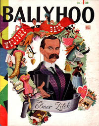 Cover Thumbnail for Ballyhoo (Dell, 1948 series) #101 (1)