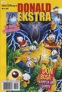 Cover Thumbnail for Donald ekstra (Hjemmet / Egmont, 2011 series) #4/2012