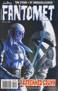 Cover Thumbnail for Fantomet (Hjemmet / Egmont, 1998 series) #19/2002