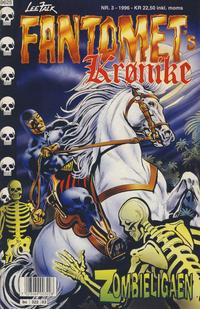 Cover Thumbnail for Fantomets krønike (Semic, 1989 series) #3/1996