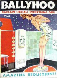 Cover Thumbnail for Ballyhoo (Dell, 1931 series) #v8#2