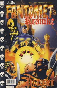 Cover Thumbnail for Fantomets krønike (Semic, 1989 series) #4/1996
