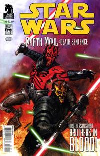 Cover Thumbnail for Star Wars: Darth Maul - Death Sentence (Dark Horse, 2012 series) #2
