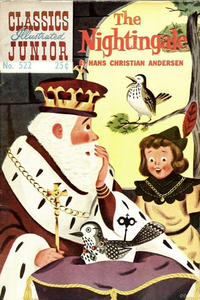 Cover Thumbnail for Classics Illustrated Junior (Gilberton, 1953 series) #522 [HRN 576]