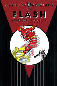 Cover Thumbnail for The Flash Archives (DC, 1996 series) #6