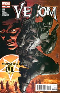 Cover Thumbnail for Venom (Marvel, 2011 series) #23