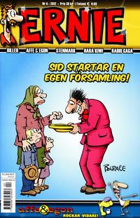 Cover Thumbnail for Ernie (Egmont, 2000 series) #4/2012