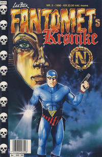 Cover Thumbnail for Fantomets krønike (Semic, 1989 series) #5/1996