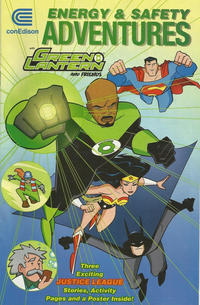 Cover Thumbnail for Energy and Safety Adventures with Green Lantern and Friends (DC / Con Edison, 2007 series)