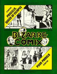 Cover Thumbnail for Bizarre Comix (Bélier Press, 1975 series) #3 - Priscilla, Queen of Escapes; Poor Pamela