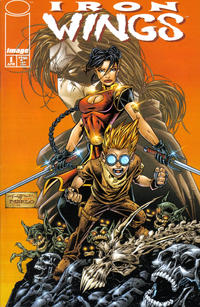 Cover Thumbnail for Iron Wings (Image, 2000 series) #1 [Cover B Andy Park]