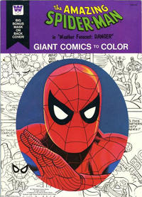 "Cover Thumbnail for The Amazing Spider-Man in ""Weather Forecast: Danger"" [Giant Comics to Color] (Western, 1976 series)"