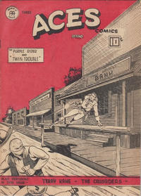 Cover Thumbnail for Three Aces Comics (Anglo-American Publishing Company Limited, 1941 series) #v4#2 [38]