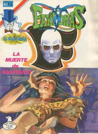 Cover Thumbnail for Fantomas (Editorial Novaro, 1969 series) #513