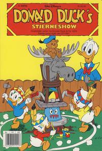 Cover Thumbnail for Donald Ducks Show (Hjemmet / Egmont, 1957 series) #[72] - Stjerneshow 1991 [Reutsendelse (2. opplag)]