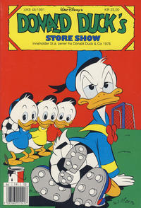 Cover Thumbnail for Donald Duck's Show (Hjemmet, 1957 series) #store show 1991