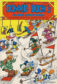 Cover Thumbnail for Donald Duck's Show (Hjemmet, 1957 series) #glade show 1989