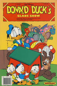 Cover Thumbnail for Donald Ducks Show (Hjemmet / Egmont, 1957 series) #[74] - Glade show 1992 [Reutsendelse (2. opplag)]