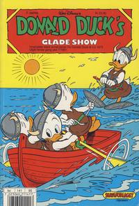 Cover Thumbnail for Donald Ducks Show (Hjemmet / Egmont, 1957 series) #[70] - Glade show 1991 [Reutsendelse (2. opplag)]