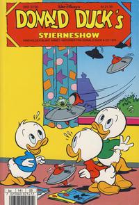 Cover Thumbnail for Donald Duck's Show (Hjemmet, 1957 series) #stjerneshow 1990