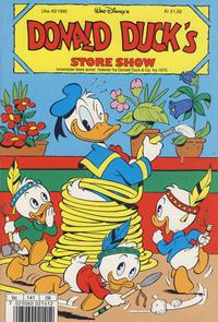 Cover Thumbnail for Donald Ducks Show (Hjemmet / Egmont, 1957 series) #[69] - Store show 1990