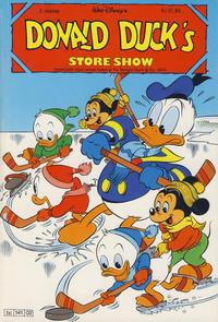 Cover Thumbnail for Donald Ducks Show (Hjemmet / Egmont, 1957 series) #[65] - Store show 1989 [Reutsendelse (2. opplag)]