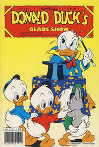 Cover Thumbnail for Donald Duck's Show (Hjemmet, 1957 series) #glade show 1990