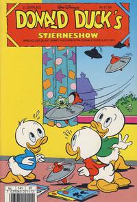 Cover Thumbnail for Donald Ducks Show (Hjemmet / Egmont, 1957 series) #[68] - Stjerneshow 1990 [Reutsendelse (2. opplag)]