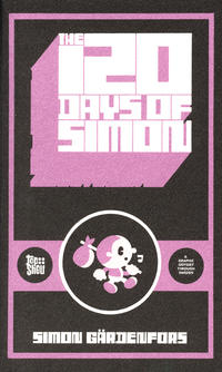 Cover Thumbnail for The 120 Days of Simon (Top Shelf, 2012 series)