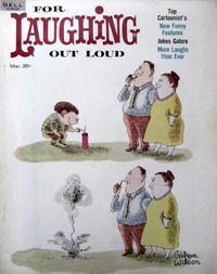 Cover Thumbnail for For Laughing Out Loud (Dell, 1956 series) #26