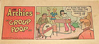 "Cover Thumbnail for The Archies ""Group Poop"" [Fairmont Potato Chip Giveaway] (Archie, 1970 series)"